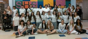 Image of Staples High School Best Buddies 2014