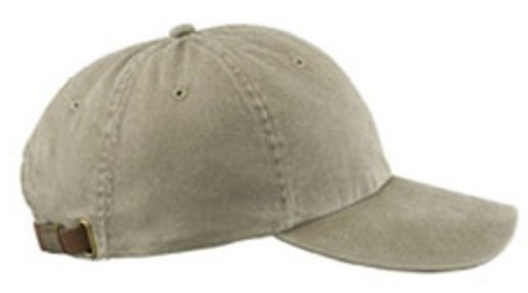 Adams cap in khaki